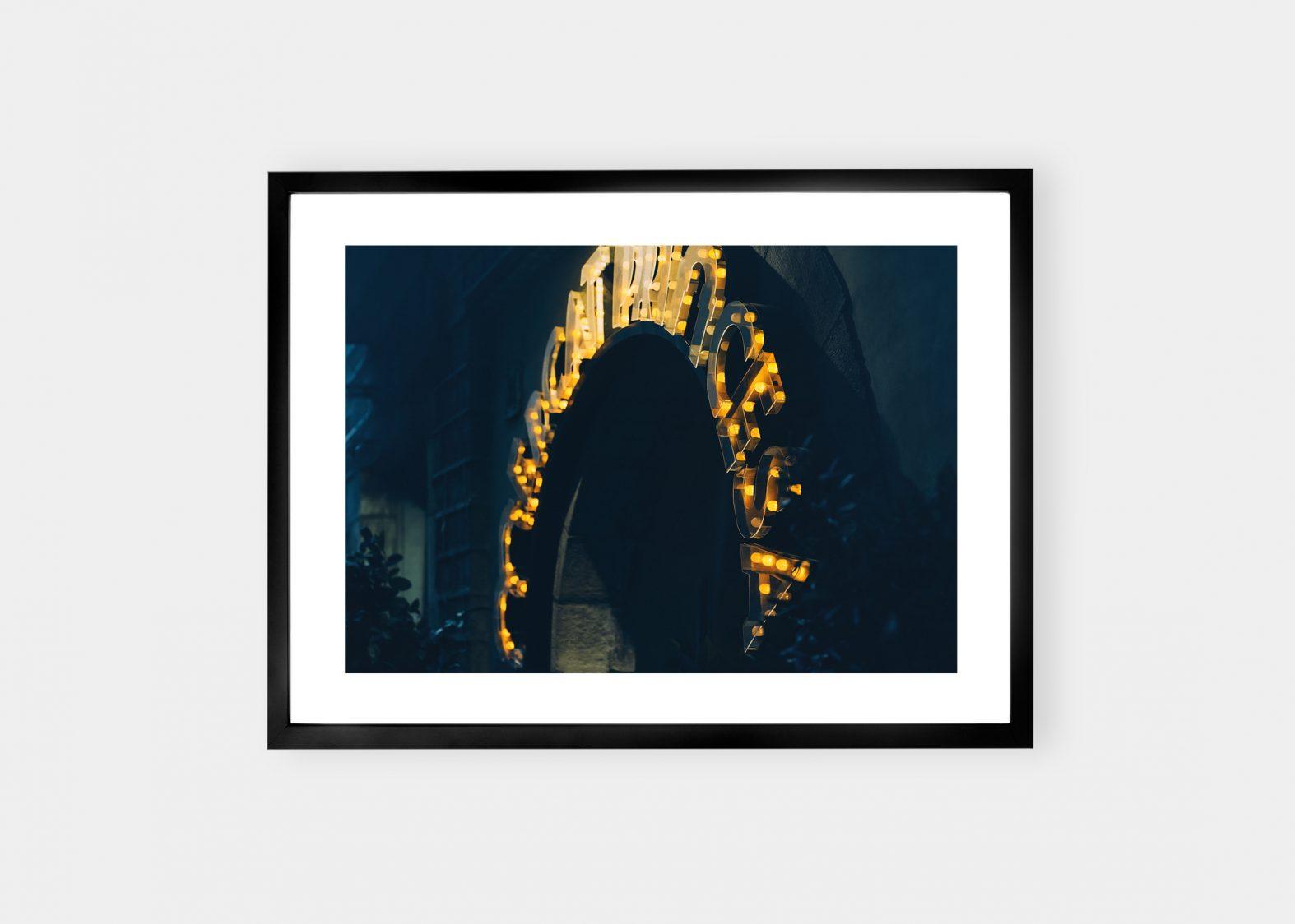 Hint of Barcelona | Kjøp Fine Art fotokunst på nett | Stian Gregersen