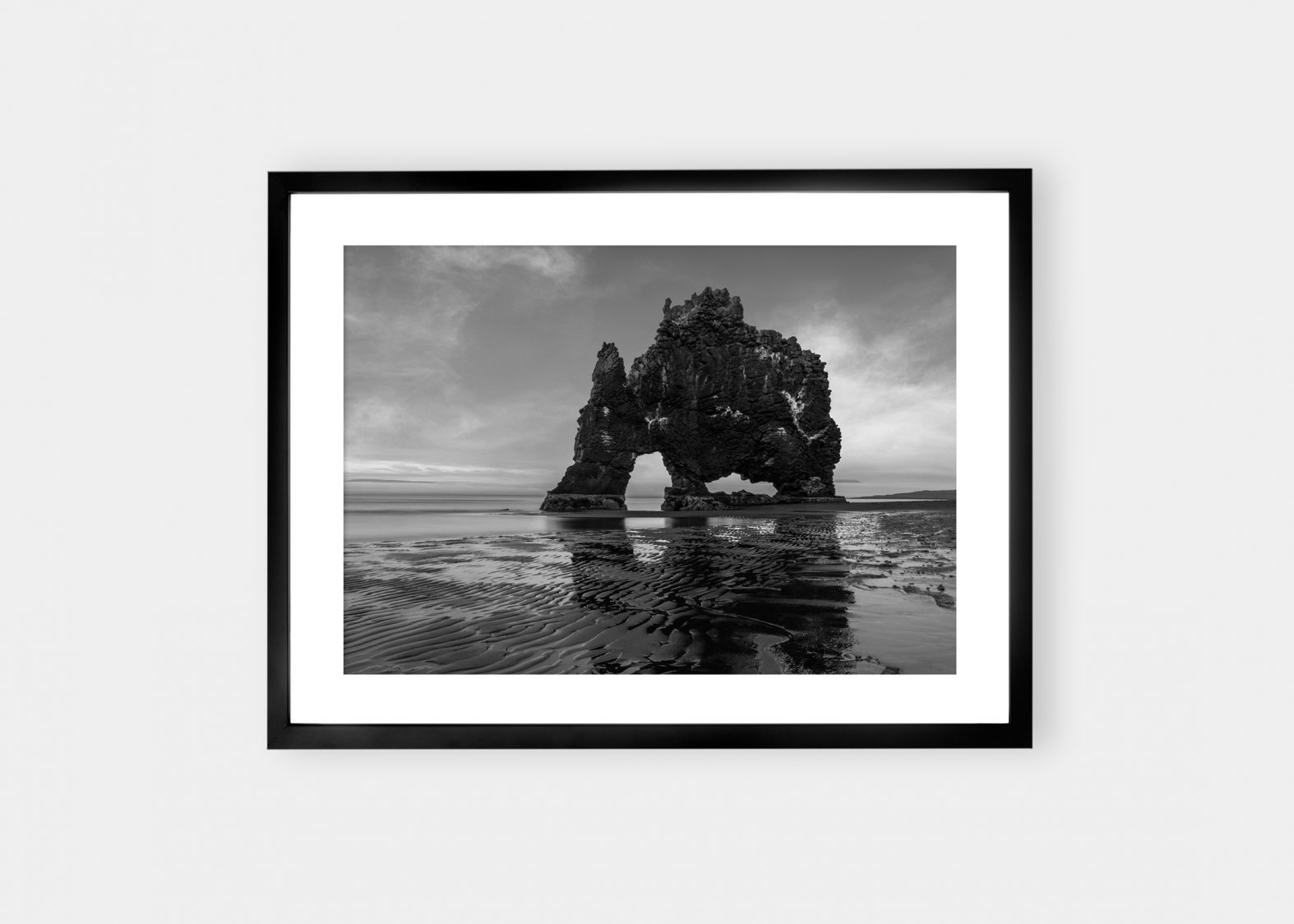 The Elephant Fotokunst | Kjøp Fine Art fotoprint på nett av Stian Gregersen